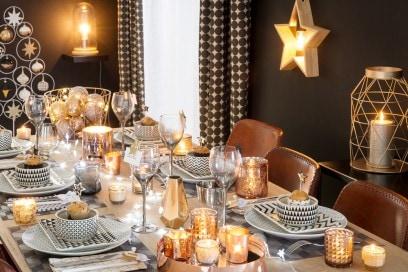 Il Natale geometrico
