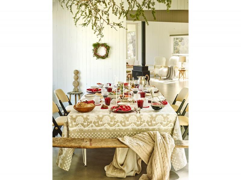 Il pranzo di Natale tradizionale
