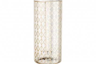 Il vaso con decorazione oro