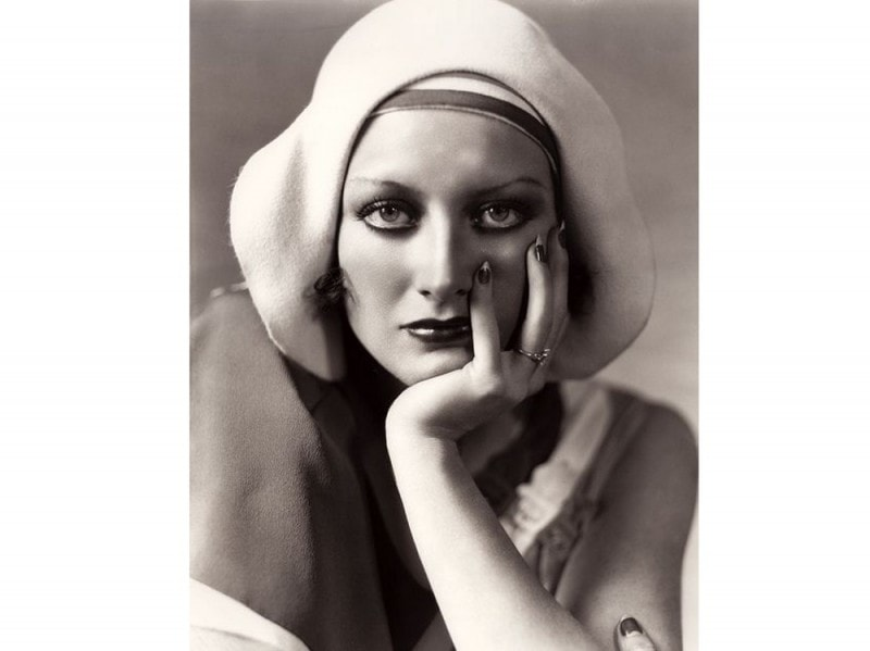 Joan Crawford – Nailart anni 20