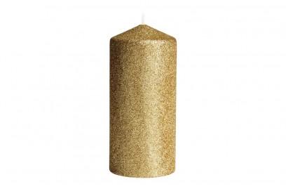 La candela oro glitter