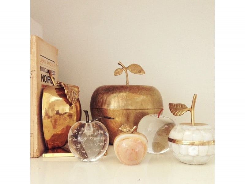La collezione di mele