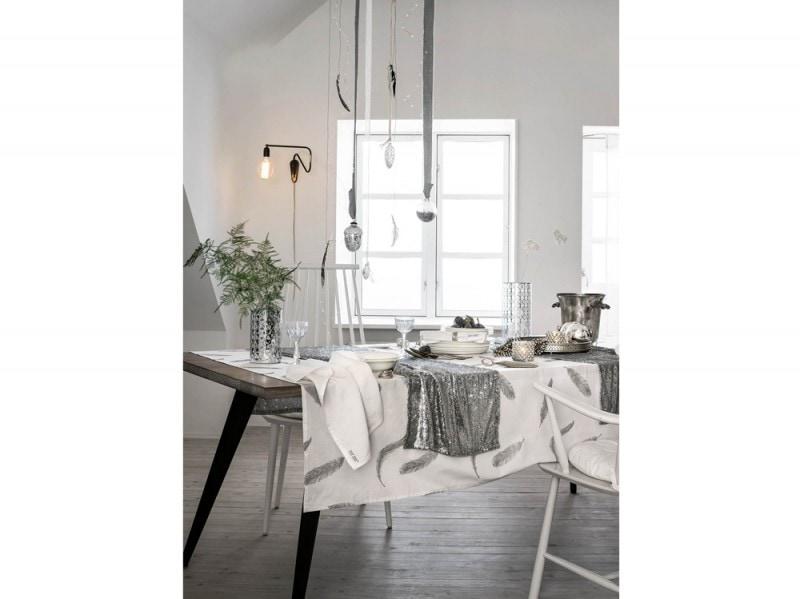 La tavola d'argento