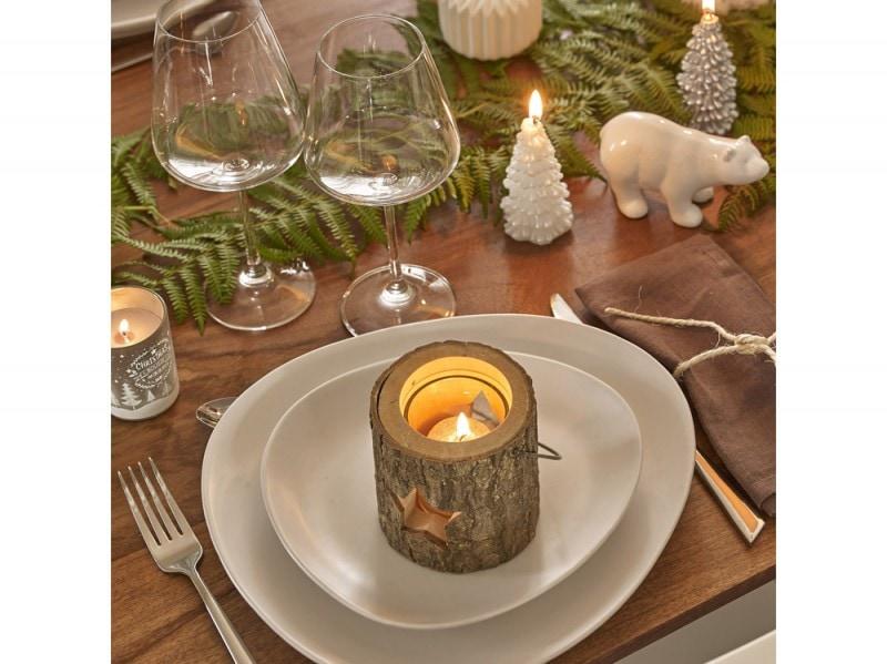 La tavola della Foresta Scandinava di Maisons Du Monde