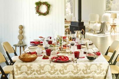 La tavola di Natale di Zara Home