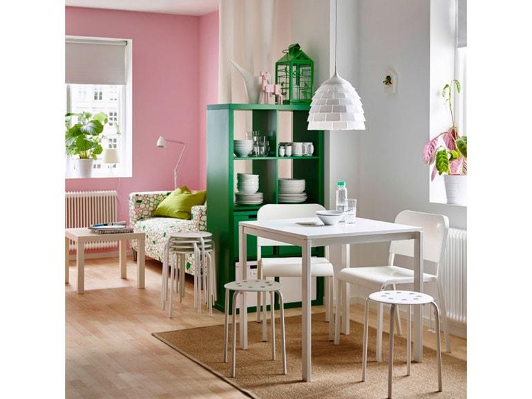 Libreria verde firmata Ikea