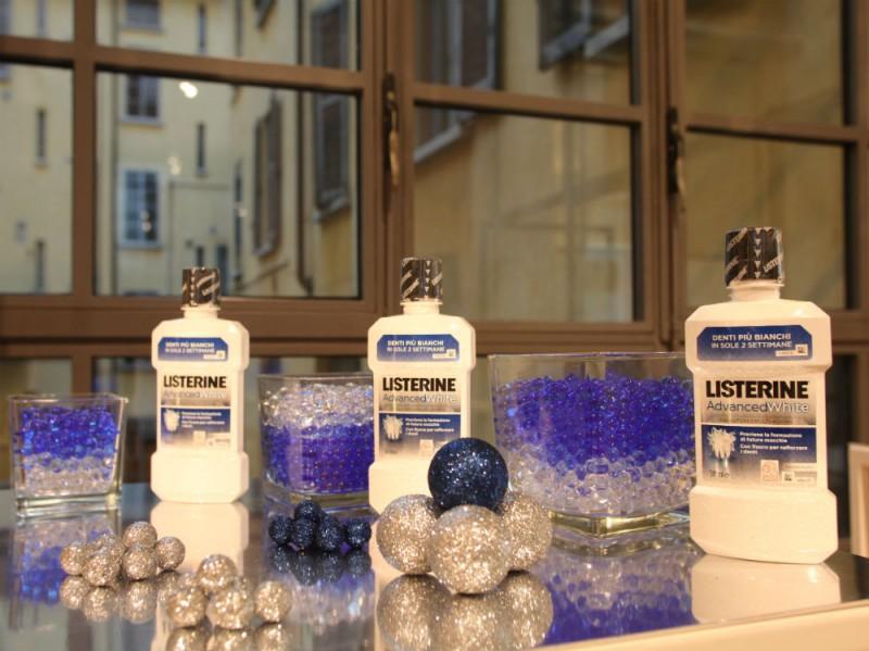 Listerine Advanced White_prodotto