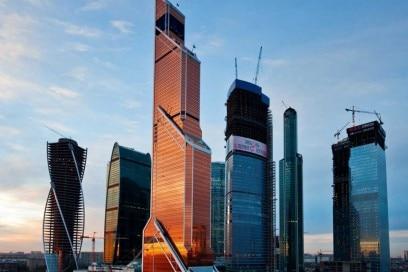 Mercury City Tower Mosca