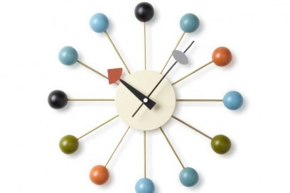 Multi Color Atomic Ball George Nelson Vitra