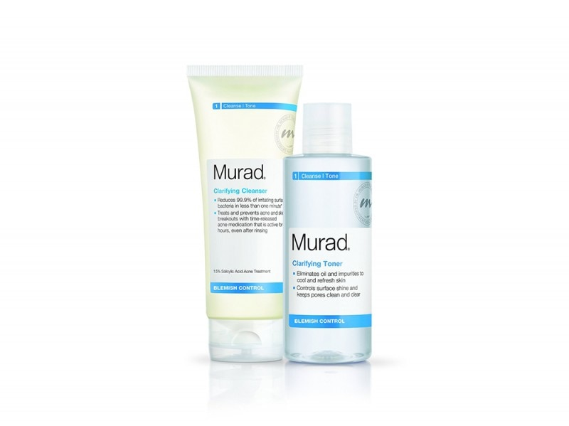 Murad Clarifying Cleanser Duo