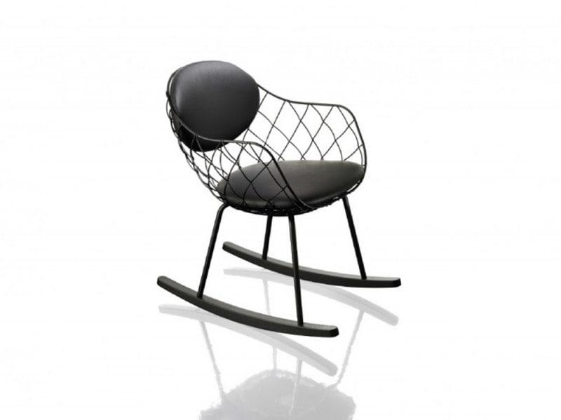 Piña Rocking Chair