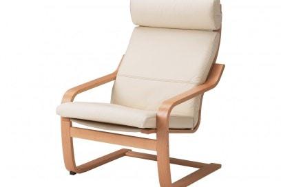 Poltroncina Poang Ikea