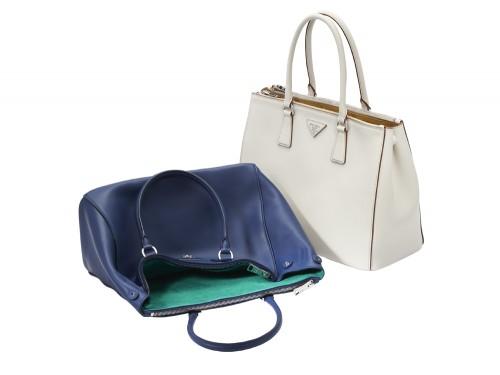 """new arrivals 2288f 35123 Prada """"Galleria"""", nuovo look per la borsa-icona di Prada ..."""