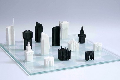 Milan chess set