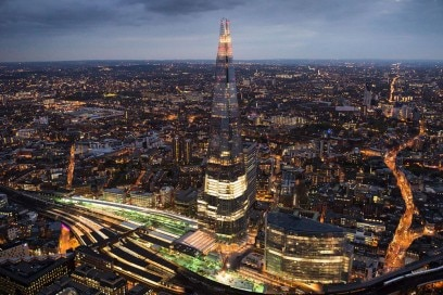 The Shard Londra