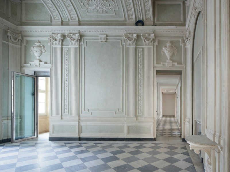 The number 6 piano nobile