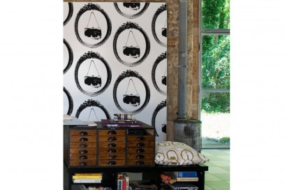 Geometric wallpaper / paper / traditional