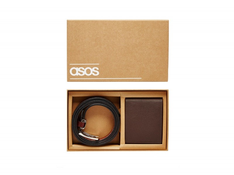 asos set regalo lui