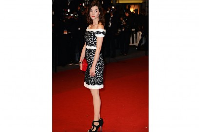 astrid berges frisbey only god forgives premiere 2013 chanel couture