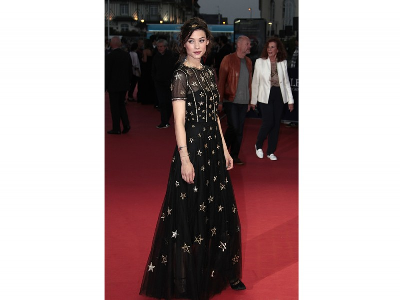 astrid berges frisbey the november man premiere 2014
