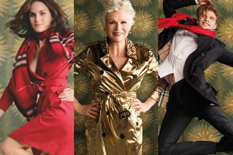 Burberry presenta la nuova campagna Festive 2015