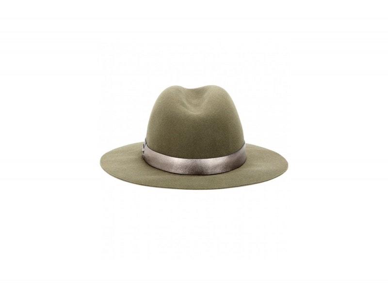 cappello verde fedora hat attack