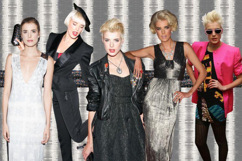 Agyness Deyn: i look più iconici della modella e attrice britannica