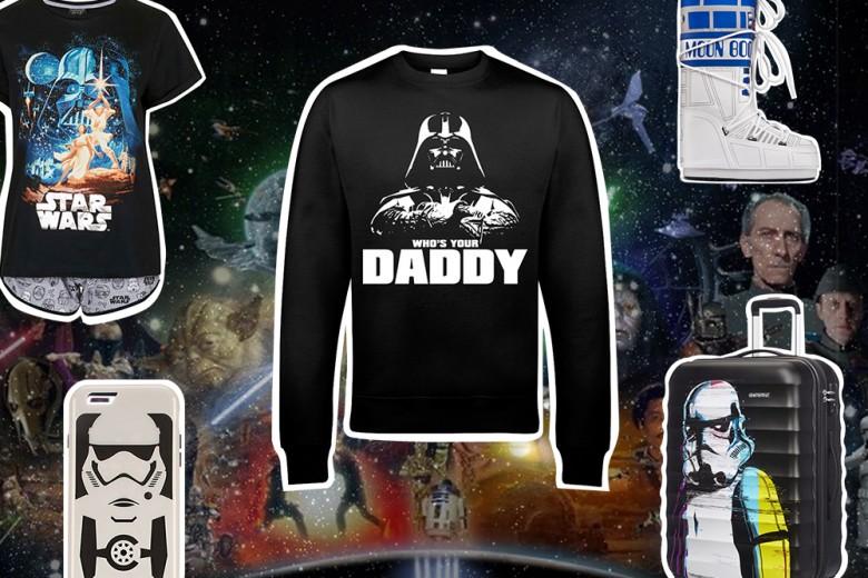 Star Wars: che lo shopping, a tema, sia con voi!