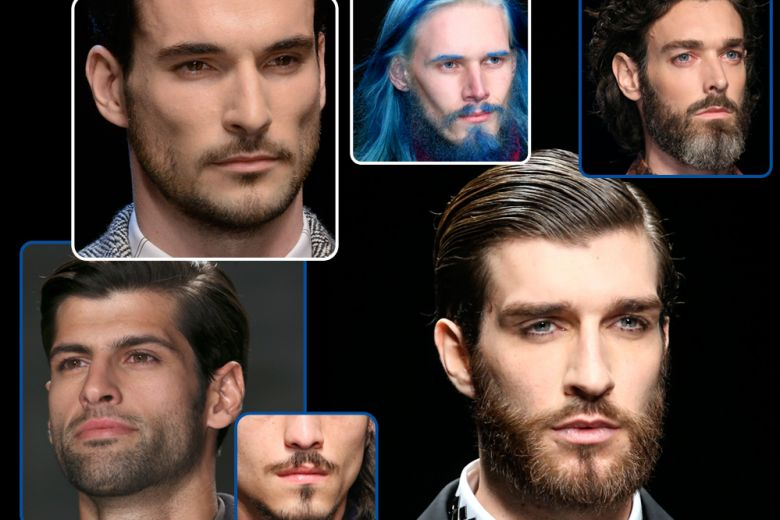 Barba e baffi: le tendenze dell'Inverno