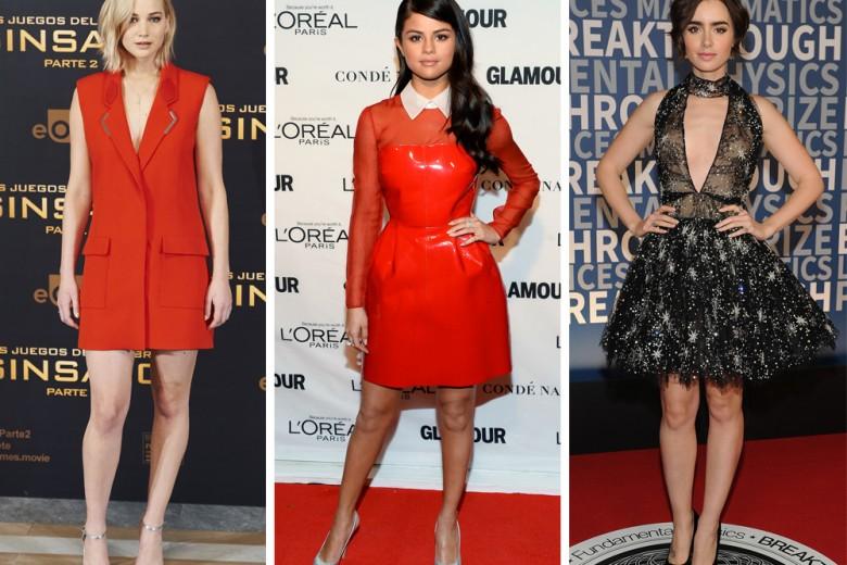 Best dressed of the week: Miriam Leone, Jennifer Lawrence e le altre