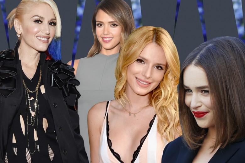 Capelli delle star: i cambi di look più belli del 2015