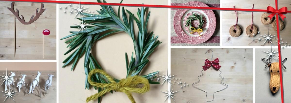 Decorazioni di Natale fai da te: idee (e istruzioni) per addobbare tavola, casa e albero