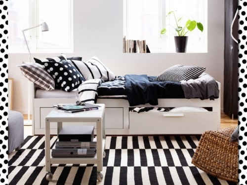 Divani Shabby Chic Ikea : Divano letto ikea: tutti i modelli più belli dal catalogo 2016 grazia