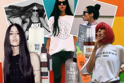Gilda Ambrosio capelli: stile da vera IT Girl