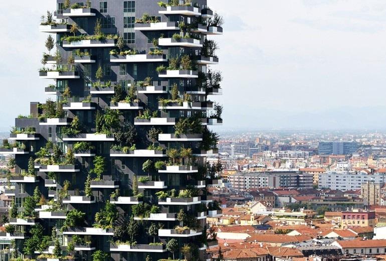 Bosco verticale ma non solo: i 10 grattacieli più belli del mondo