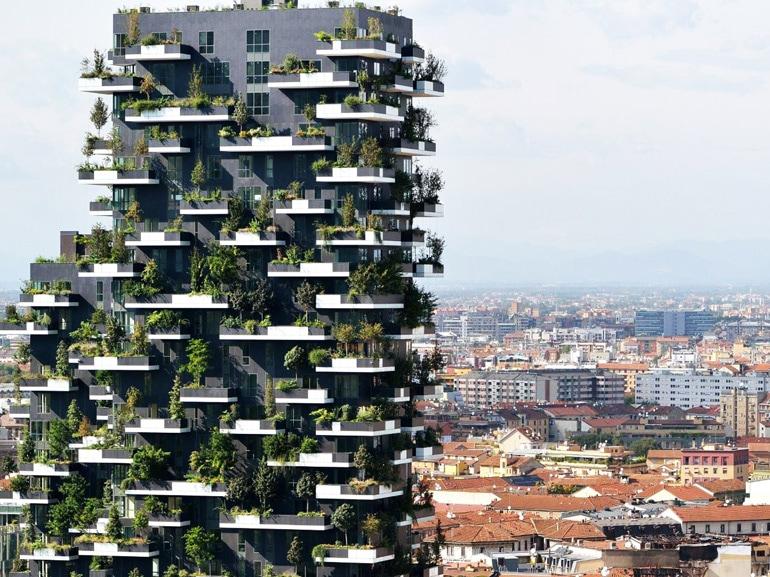 I 10 grattacieli pi belli del mondo for I mobili piu belli del mondo