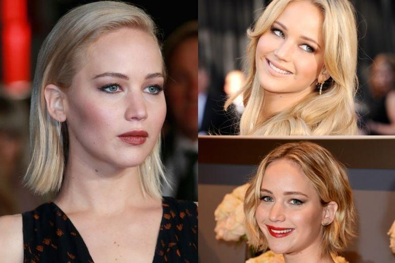 Jennifer Lawrence capelli: l'evoluzione delle sue acconciature
