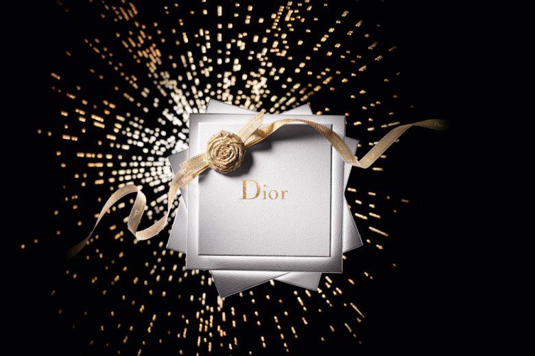 L'arte del regalo: il Natale con Dior