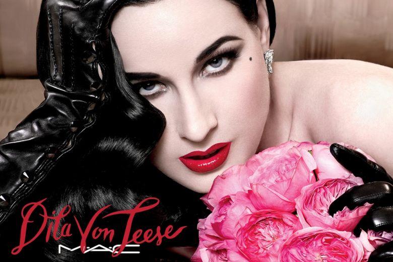 MAC Cosmetics Dita Von Teese: il rossetto del desiderio