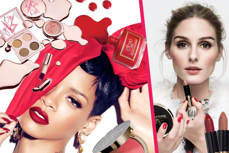 Make up collection: le linee beauty delle star