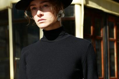 Nadiia Shapoval, from Kiev with love (e tanto stile)