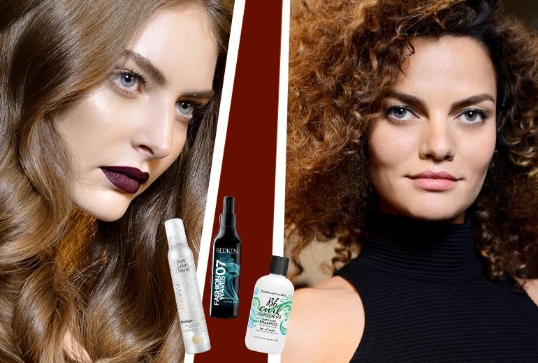 Capelli ricci: i prodotti migliori per la cura e per lo styling