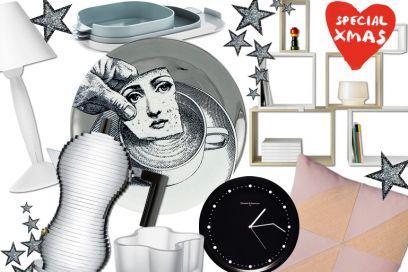 Regali di Natale economici: idee di design sotto i 100 euro