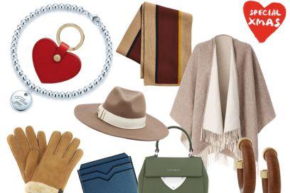 Regali di Natale per la mamma: moda