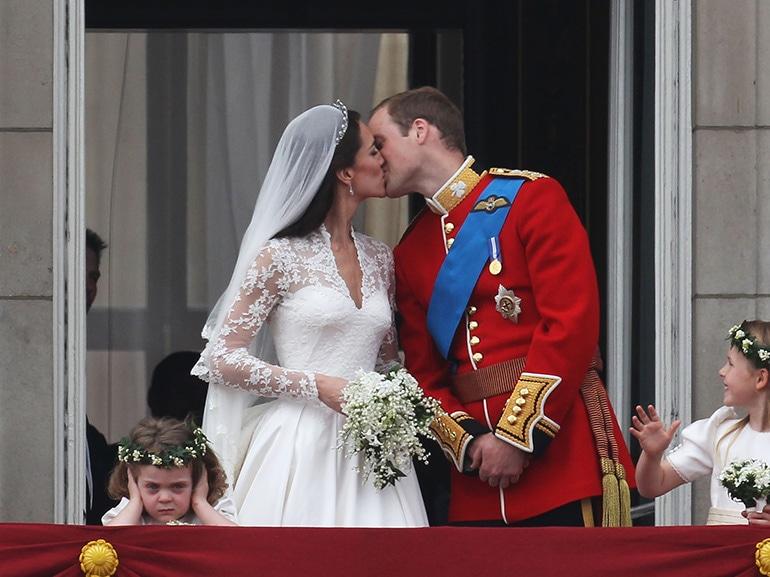 cover royal wedding piu belli mobile
