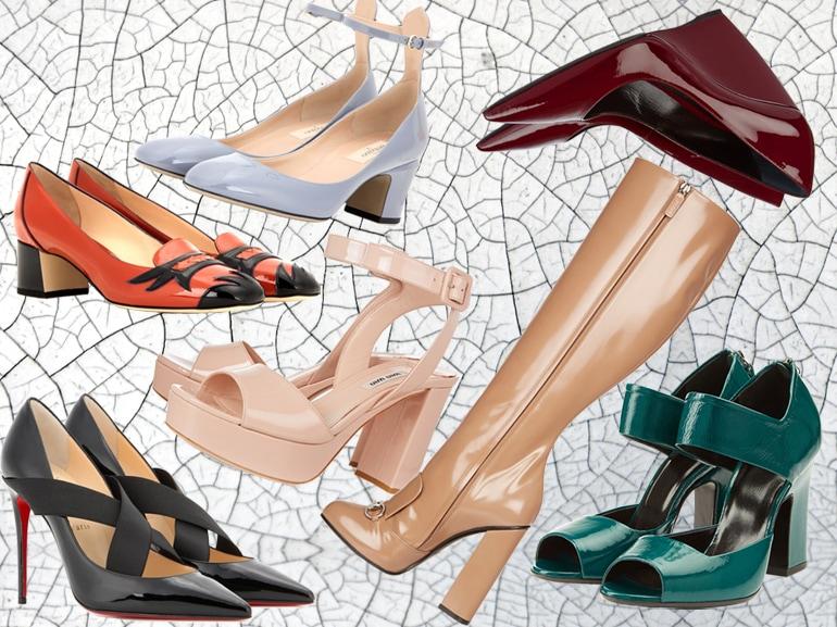 cover scarpe vernice inverno 2015 mobile