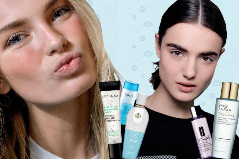 Struccanti labbra: i prodotti adatti per rimuovere i rossetti long lasting