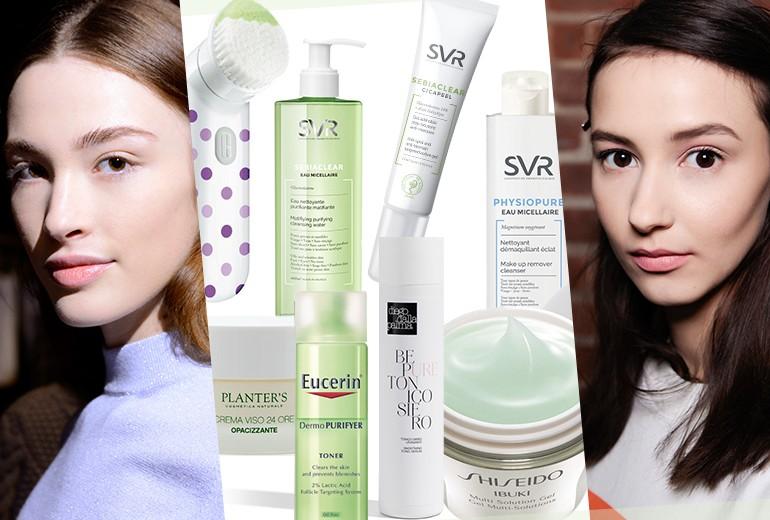 Prodotti anti acne: i nostri consigli