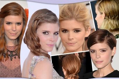 Kate Mara: i look capelli più belli