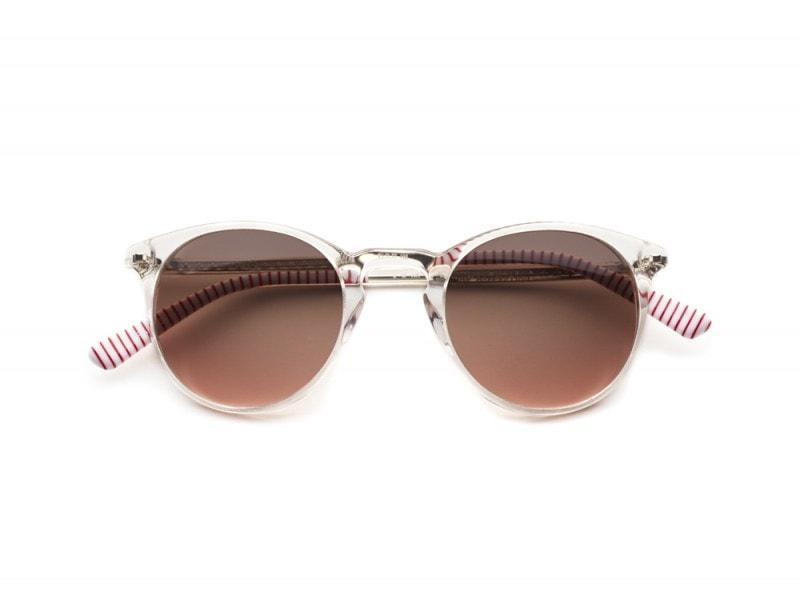 etnia barcellona occhiali sole righe